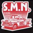 画像4: S.M.N. / Truck Black T/S (4)