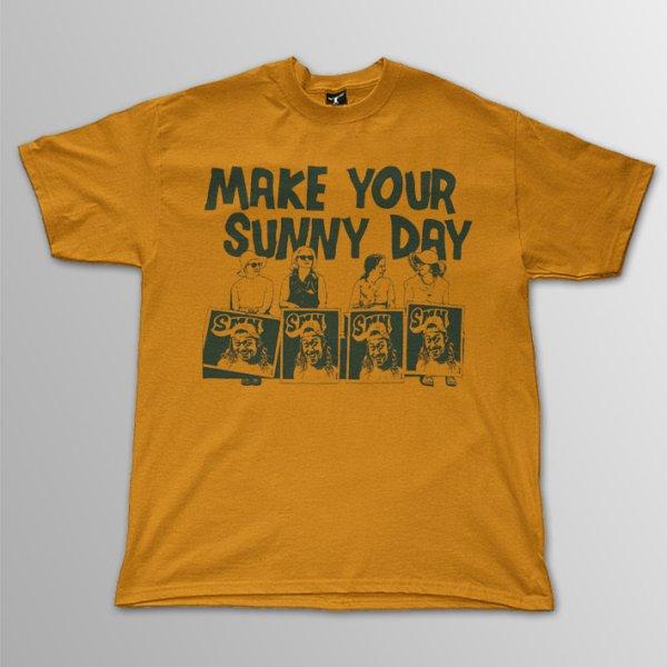 画像1: S.M.N. / Make Your Sunny Day Tour オレンジ T/S (1)