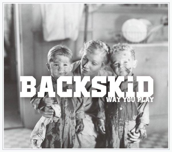 画像1: BACKSKiD / Way You Play (1)