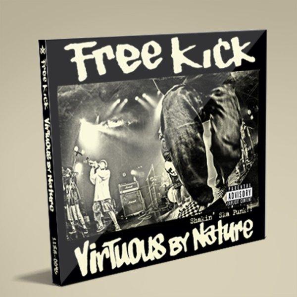 画像1: Free Kick / Virtuous By Nature【特別盤】 (1)