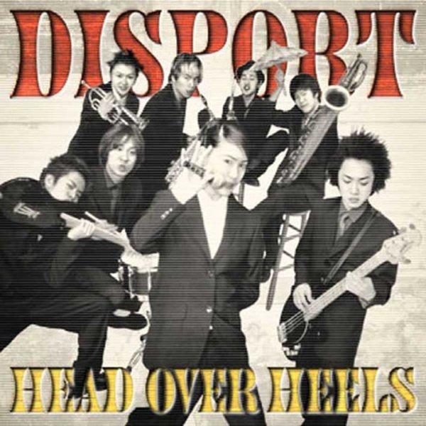 画像1: Disport / Head Over Heels (1)